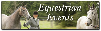 Photography at equestrian events