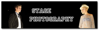 Stage Photography